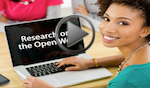 Research on the Open Web